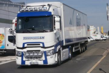 Trucks renault