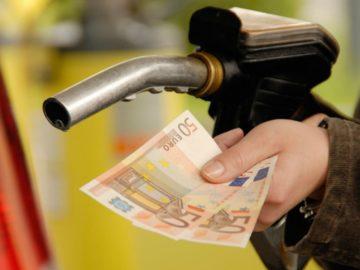 Aumento del prezzo del gasolio 2017