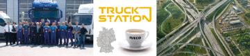 Iveco apre la prima Truck Station