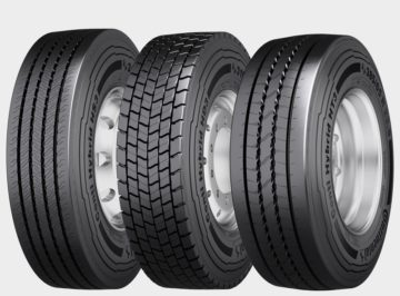I nuovi pneumatici Continental Hybrid