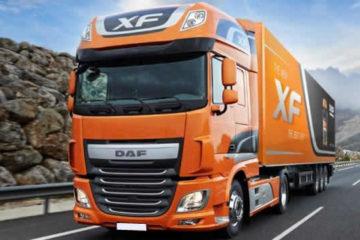 Nuovi veicoli DAF le eccellenze XF e CF