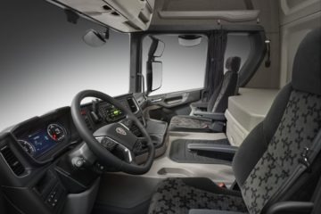 Le nuove tecnologie per le cabine Scania G20