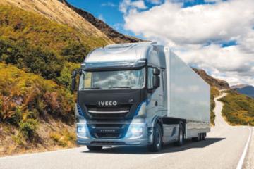 Iveco lancia il nuovo camion Stralis X-WAY
