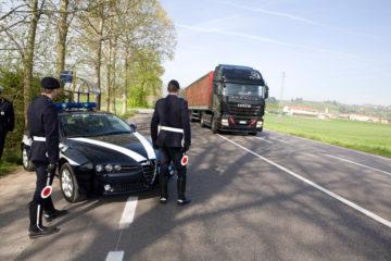Nuova campagna di controlli per i veicoli pesanti