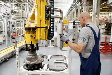 Mercedes Benz crea New Final Drive