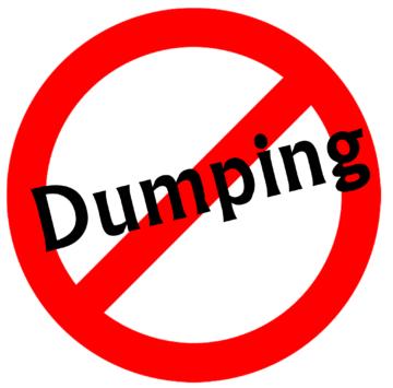 Le iniziative dell'Europa contro il dumping