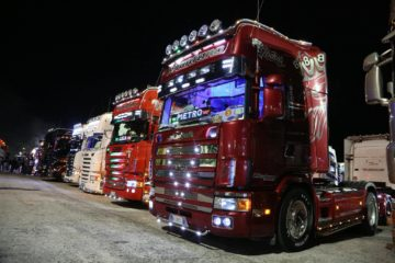 Il 1 e 2 Luglio a Seriate si è tenuto il Truck Raduno 2017