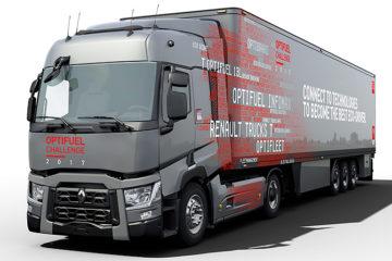 nuovo successo per la Optifuel Chalange organizzata da Renault Trucks