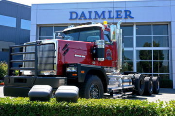 Piano Daimler per la riduzione delle emissioni