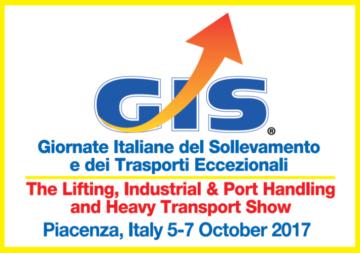 Giornate Italiane del Sollevamento e dei Trasporti Eccezionali a Piacenza 2017