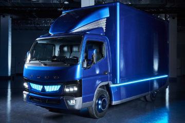 Mercedes lancia il primo camion senza emissioni