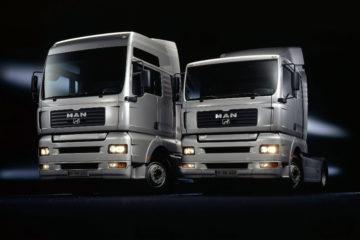 TGA il camion innovativo lanciato da MAN