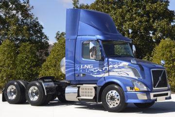 Volvo Trucks LNG a metano liquido