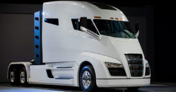 Il nuovo prototipo di camion a idrogeno Scania