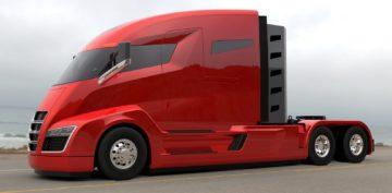 IL camion del futuro debutterà nel 2019
