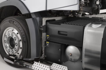 Il nuovo sistema di batterie in gel per Volvo FH e Volvo FM