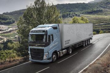 Le caratteristiche del nuovo Volvo FH: riduzioni di CO2 del 20%