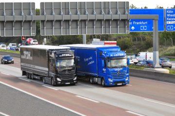 Novità sul pedaggio in Germania per i mezzi pesanti