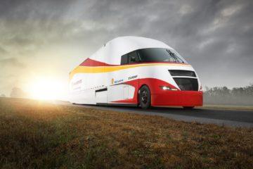 Shell ed AirFlow Truck Company: nasce il progetto Starship