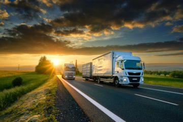 Riduzione di CO2 per i camion: misure severe chieste dalle aziende