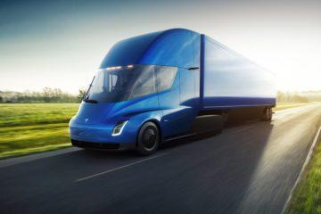 Il Tesla Semi Truck Model 3 ha già conquistato aziende e privati