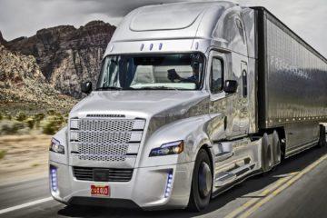 Mercedes, nel futuro prossimo un camion elettrico con prestazioni da record