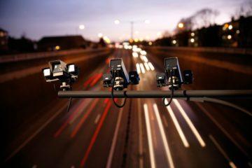 Tutor per controllo elettronico della velocità sull'autostrada