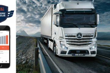 Mercedes Fleetboard Driver app