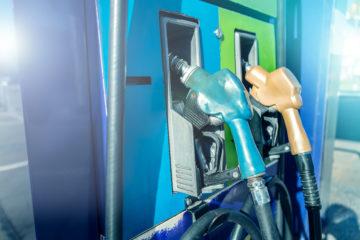 pompe carburante furto camion