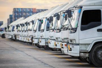 parco circolante aziende autotrasporto