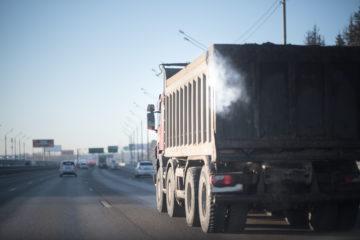 riduzione inquinamento camion